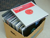 """82 12"""" EP Records, 56 Sealed in Bartlett, Illinois"""