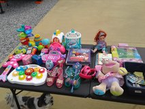 Variety of Toys in Fort Knox, Kentucky