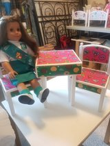 Girl Scout table/chairs in Morris, Illinois