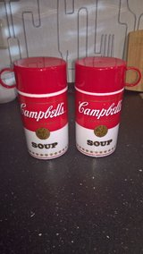 Campbell's Soup Can-tainer Year 1998 New in Ramstein, Germany