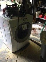 Whirlpool front load washer-need some fixing as it leaks but nice shape and free in Hopkinsville, Kentucky