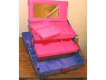 Large Caboodles Makeup Case Cosmetics Organizer Storage in Glendale Heights, Illinois