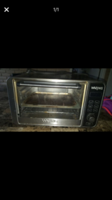Waring 1500 watt digital convection toaster oven in Oswego, Illinois