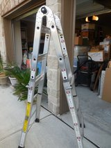 Gorilla Ladder 13 Positions - Professional 4-in-1 Ladder with extras in Kingwood, Texas