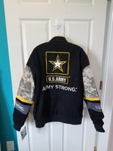 Army Jacket in Fort Drum, New York