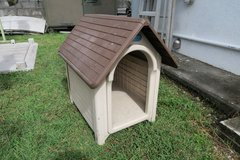 dog house for a midium size dog to small ( phone only ) in Okinawa, Japan