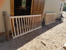 8' porch gating sections in Alamogordo, New Mexico