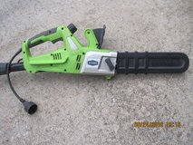 GREENWORKS POLE SAW/CHAIN SAW in Clarksville, Tennessee