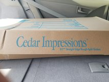 "Certainteed Cedar Impressions D7"" Straight Edge Roughsplit Siding Shakes in Camp Lejeune, North Carolina"