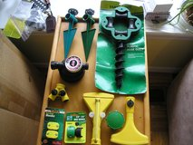 TEN LAWN AND GARDEN WATERING ITEMS in Plainfield, Illinois