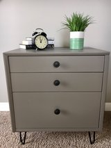 Refinished Nightstand in Yorkville, Illinois