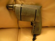 Vintage 1950's Craftsman Series 80 Electric Hand Drill in Westmont, Illinois