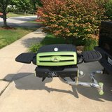 Portable Grill - Jimmy Buffet Trailer Hitch NEW in Aurora, Illinois