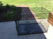 Dog Crate, Large in Fort Riley, Kansas