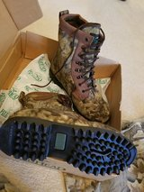 Camo Hunting Boots -NEW Size 10 in Houston, Texas