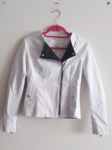 Guess faux leather jacket small in Fairfield, California