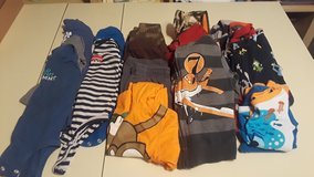 Lot of infant boys 18 month clothes in Tacoma, Washington