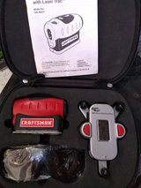 Craftsman four in one laser in Fort Riley, Kansas