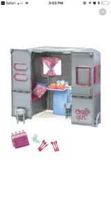 My generation girl trailer w/accessories in Fort Hood, Texas