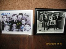Happy Days Autographed Photo & Framed Photo of Male Cast in Houston, Texas