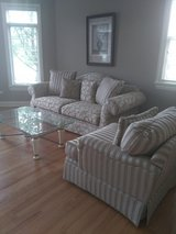 Sofa and Chair in Elgin, Illinois
