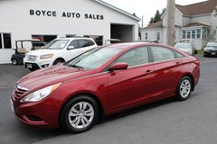 2013 Hyundai Sonata GLS Only 29,955 Miles in Fort Drum, New York