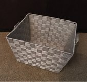 Storage Baskets (4). Brand new without tags in Peoria, Illinois