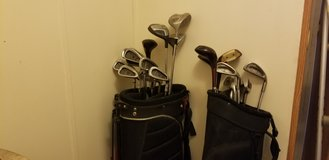 Womens right hand golf clubs and men golf clubs in Fort Leonard Wood, Missouri