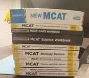 MCAT Study Material in Warner Robins, Georgia