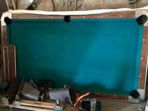 Pool Table,Coin Op Slate Top in Belleville, Illinois