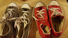 Converse shoes in Fort Polk, Louisiana