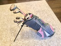 Junior Pink Golf Clubs in Glendale Heights, Illinois