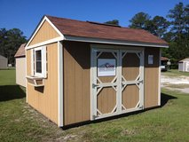 10x12 Garden Shed Storage Building DISCOUNTED!!! in Moody AFB, Georgia