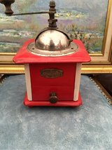 antique french coffee grinder shabby chic in Ramstein, Germany