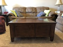 Ashley Furniture - Couch, love seat, coffee table, two end tables in Fort Carson, Colorado