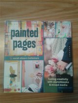painted pages artbook in Alamogordo, New Mexico