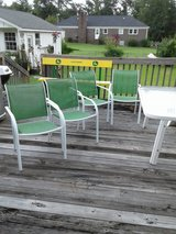 Nice patio chairs in Camp Lejeune, North Carolina