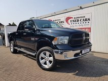 2014 Dodge Ram 1500 Crew Cab Outdoorsman in Ramstein, Germany