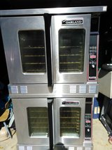 4 door Garland gas commercial convection oven, very good condition. in Fort Knox, Kentucky