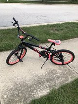 Girls bicycle in Bolingbrook, Illinois