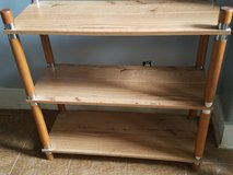 """Beautiful Wooded Tiered Shelf 14""""x33""""x36"""" in Spring, Texas"""