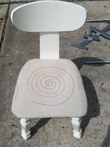 """Small Solid Wood Chair 12""""x16""""x30"""" in Spring, Texas"""