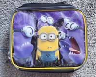 Minions Lunch box bag Tote in Fort Campbell, Kentucky