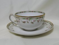 Haviland china cup & saucer in Fort Rucker, Alabama
