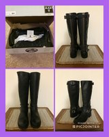 Worn Once Frye Veronica Zip Back Tall Boots Size 9 in Fort Eustis, Virginia
