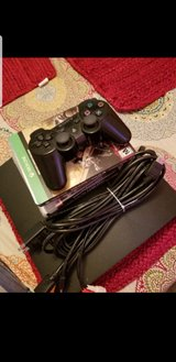 PS3 with games/controller in Camp Lejeune, North Carolina