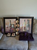 Wine Decor in The Woodlands, Texas