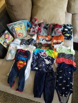 Baby boy clothes and extras -- read all in Conroe, Texas