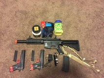 Airsoft Set in Fort Bliss, Texas