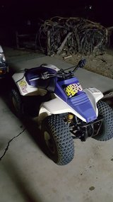 1999 Suzuki Lt 80 quad in Yucca Valley, California